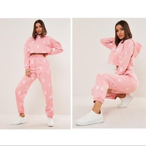 New Playboy x Missguided Oversized Joggers